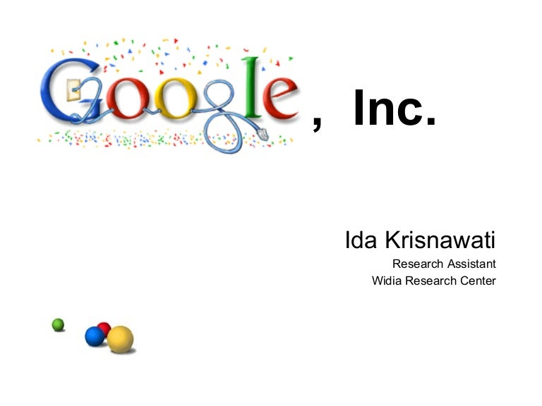 google inc case study Google inc in 2014 case solution, this case is about competition economics internet it marketing publication date: september 13, 2014 product #: 915004-pdf-eng.