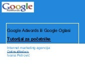 Google adwords tutorijal za početnike