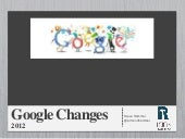 Google AdWords Changes 2012