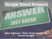Googledirectanswers raleighseomeetup 150428152239 conversion gate02 thumbnail
