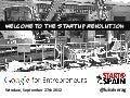 Google for entrepreneurs wroclaw   welcome to the startup revolution