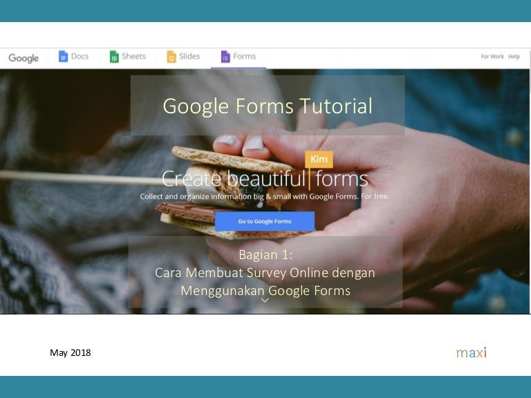 google forms tutorial 2018 indonesia