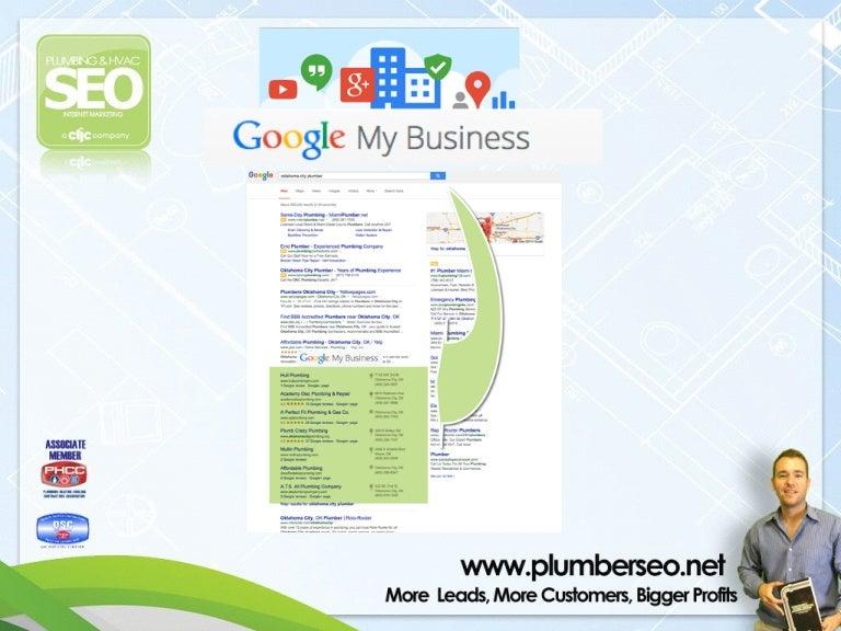 Flat business presentation vector slide template stock vector.