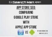 App Store SEO: Google Play (Android) vs Apple App Store