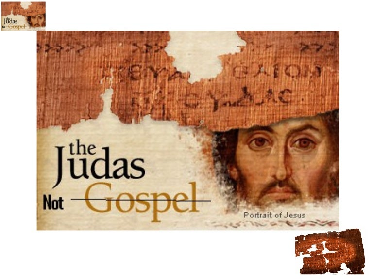 THE GOSPEL OF JUDAS DOWNLOAD