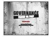 Governance - Friend or Foe?