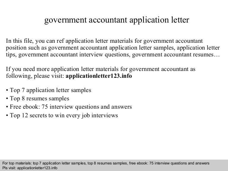 Sample Cover Letter For Government Job from cdn.slidesharecdn.com