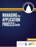 PMF Guide: Managing the Application Process