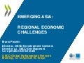 Regional Challenges: A view from Asia (Part 2) - OECD Global Parliamentary Network meeting, Tokyo, Japan