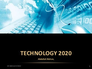 Technology 2020
