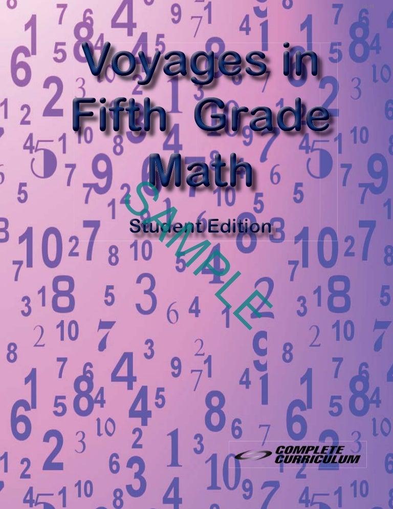 5th Grade Homeschool Curriculum Fifth