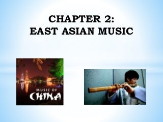 East Asian Music-Grade 8