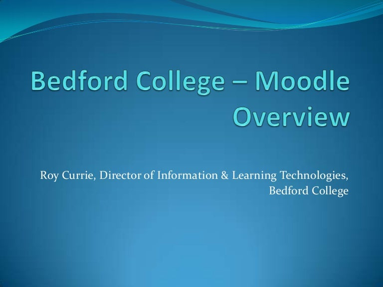 tracking btec grades in moodle bedford college