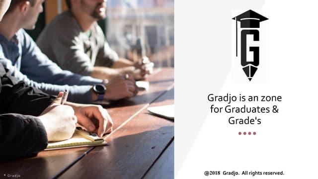Gradjo Course Details