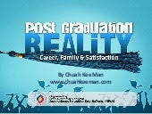Post-graduation Reality: Career, Family and Satisfaction