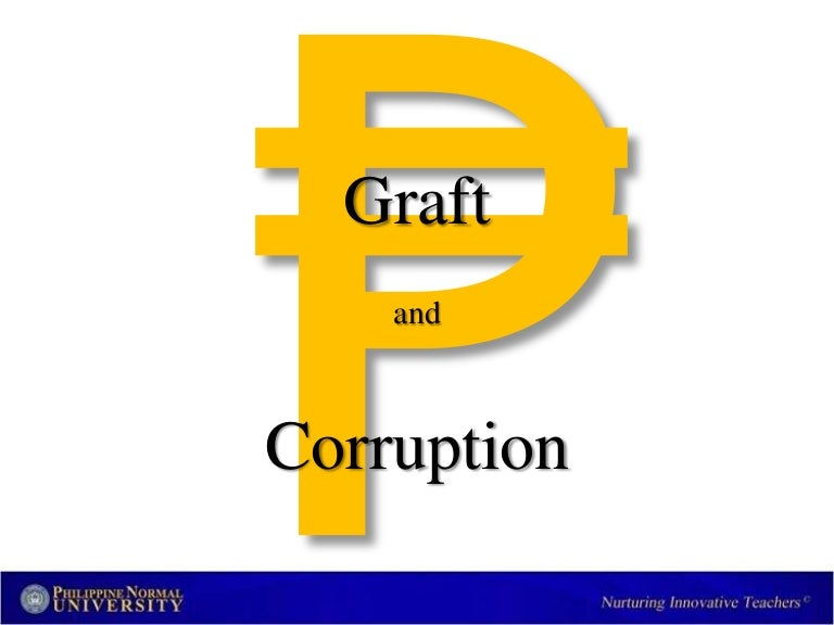 graft and corruption meaning