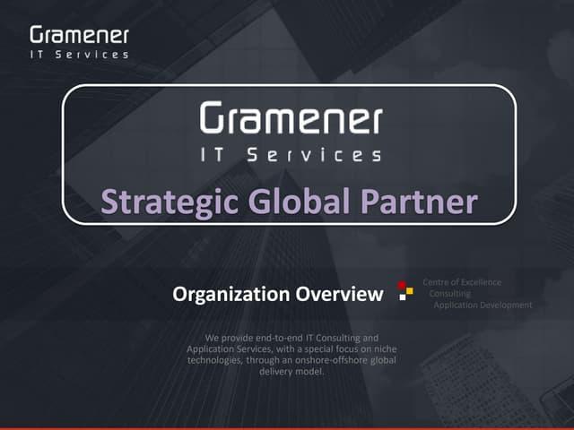Gramener IT Services Enterprise Overview