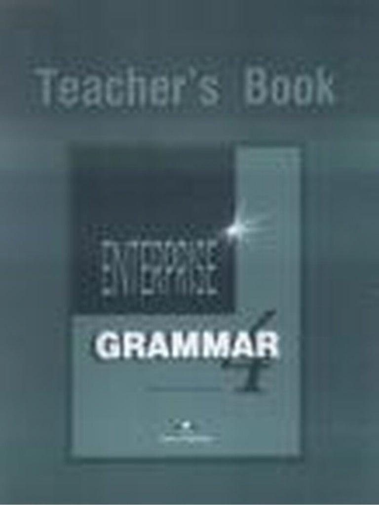 Grammar Book Гдз