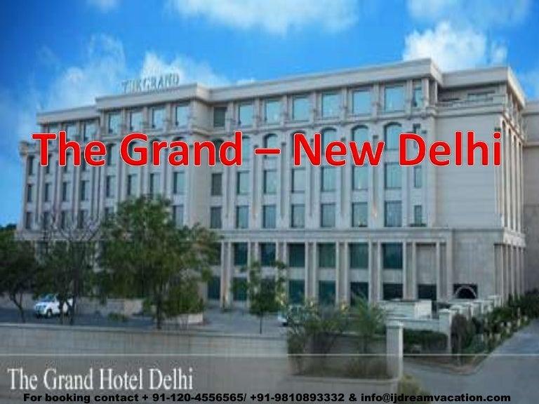 Grand Hotel Delhi