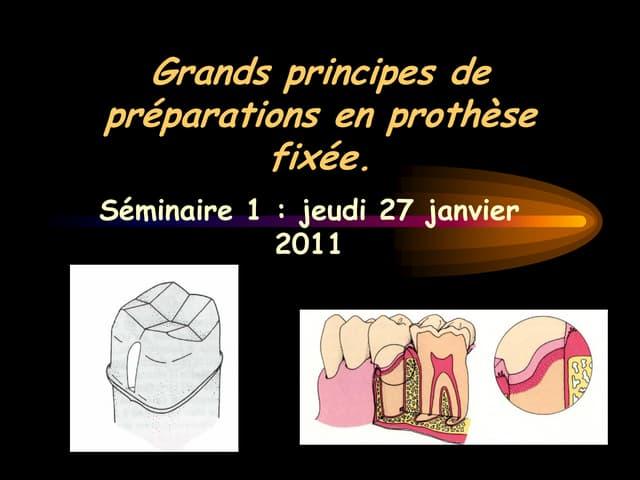 Grands principe des_preparations