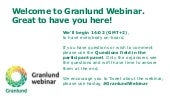 Granlund Designer - increase your MEP planning margins