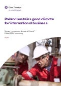 Poland sustains good climate for international business