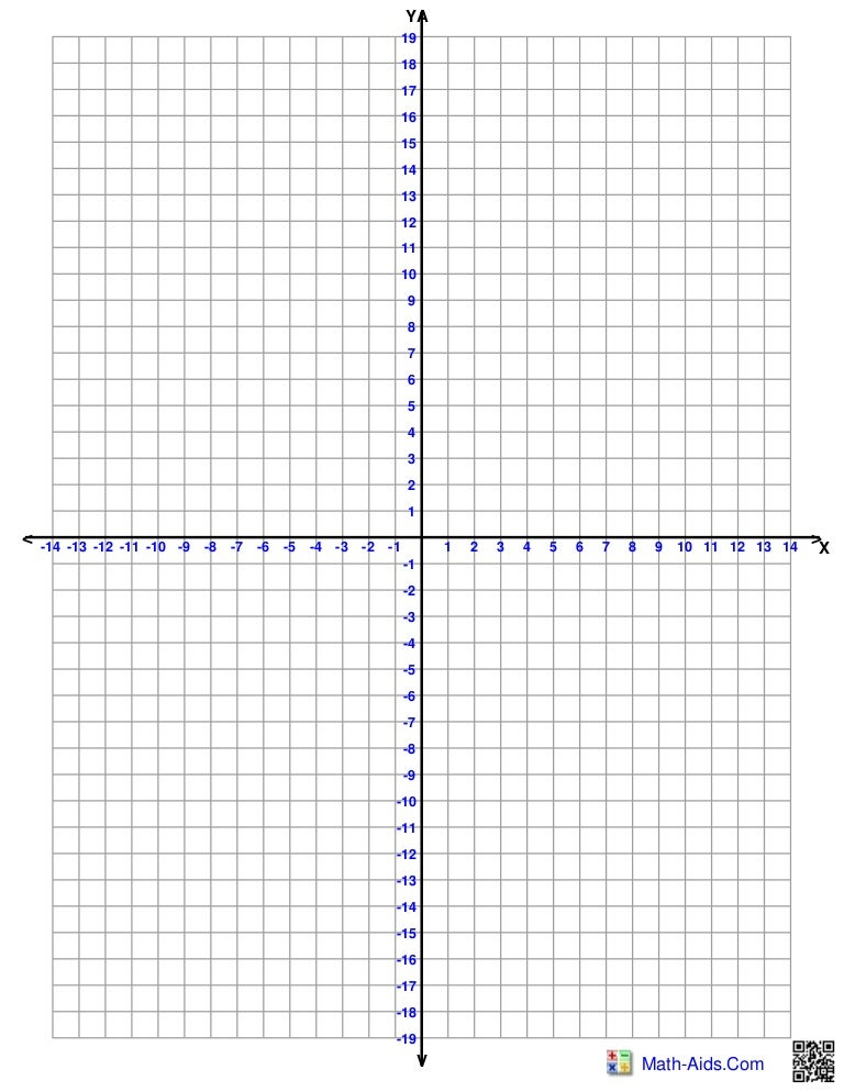 This is a picture of Revered Printable Graphing Paper With Numbers