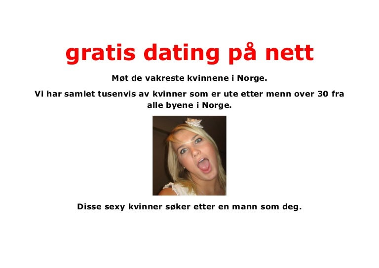 kvinne profil for dating nettsted Cyrano dating byrå EP 6