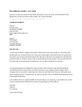 great cover letter examples - Fantastic Cover Letter Examples