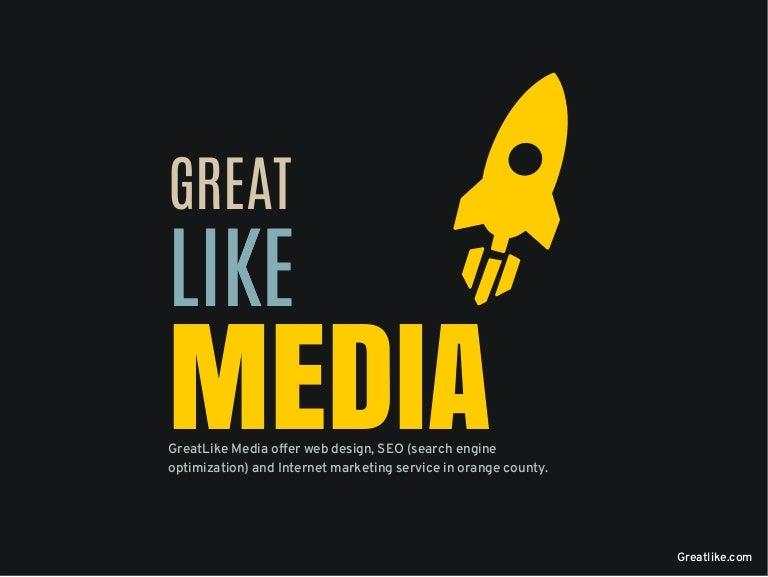 Web Design Website Design Seo Company Orange County Greatlike Me