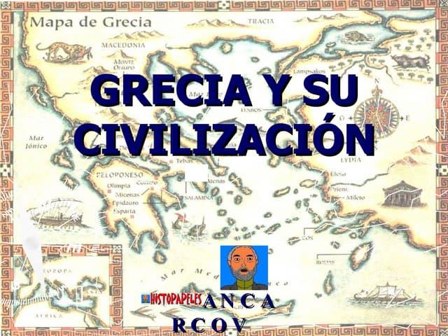 Greciaantigua