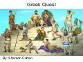 Greek Quest