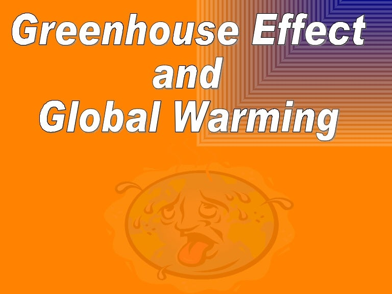 greenhouse effect power point