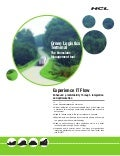 HCLT Brochure: Green Logistics Terminal