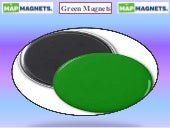 Choose Your Green Magnets at Map Magnets Online