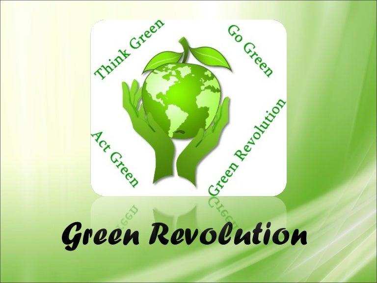 Green Revolution Company