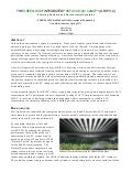 Green-Roof Integrated Photovoltaic Canopy (GRIPV-c)