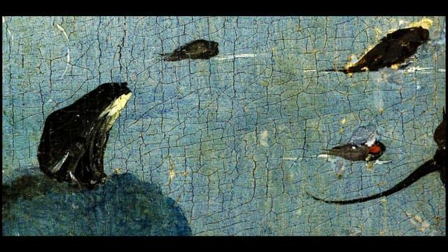 Grenouilles et crapauds dans la peinture occidentale