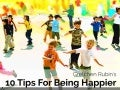 Gretchen Rubin's 10 Tips For Being Happier