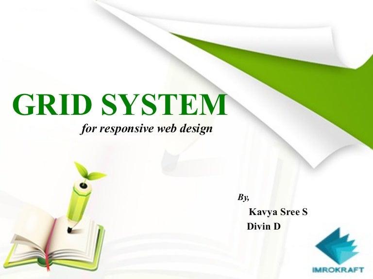 Grid System For Responsive Web Design Imrokraft