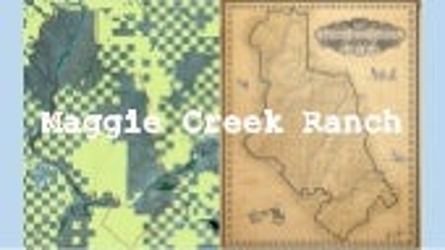"Jon Griggs, ""Maggie Creek Ranch"""