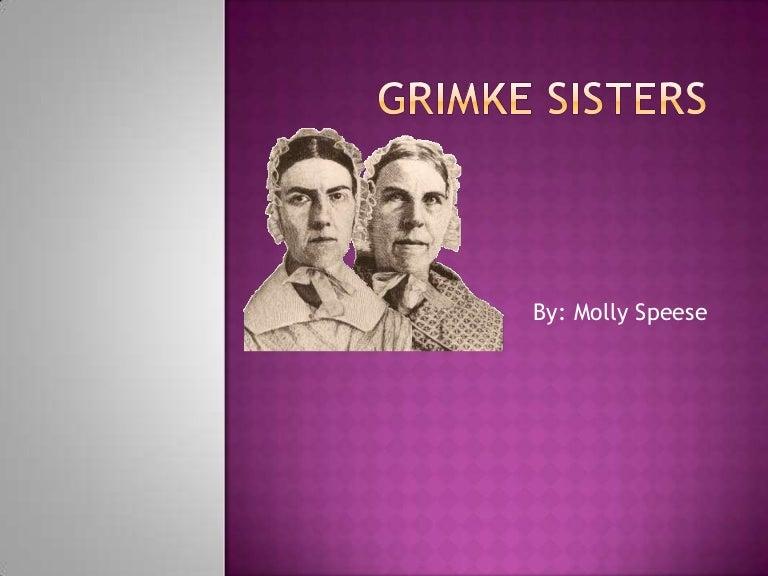 Grimke sisters
