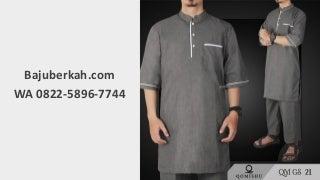 WA 0822-5896-7744 Toko Grosir Baju Gamis Couple Termurah Pamulang