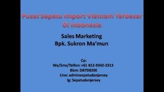 PROMO !!!, Wa +62 812-9342-2313, Distribotor Sepatu Olahraga Kabupaten Seram Bagian Barat