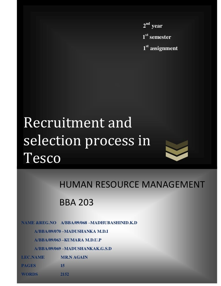 recruitment and selection seven point plan The selection committee chair (or the department administrator on behalf of the chair) will recommend the appointment of the successful applicant on behalf of the selection committee through the e-recruitment system.