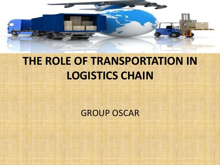 role of transportation Economic role of transportation economics involves production, distribution and consumption of goods and services people depend upon the natural resources to satisfy the needs of life but due to.