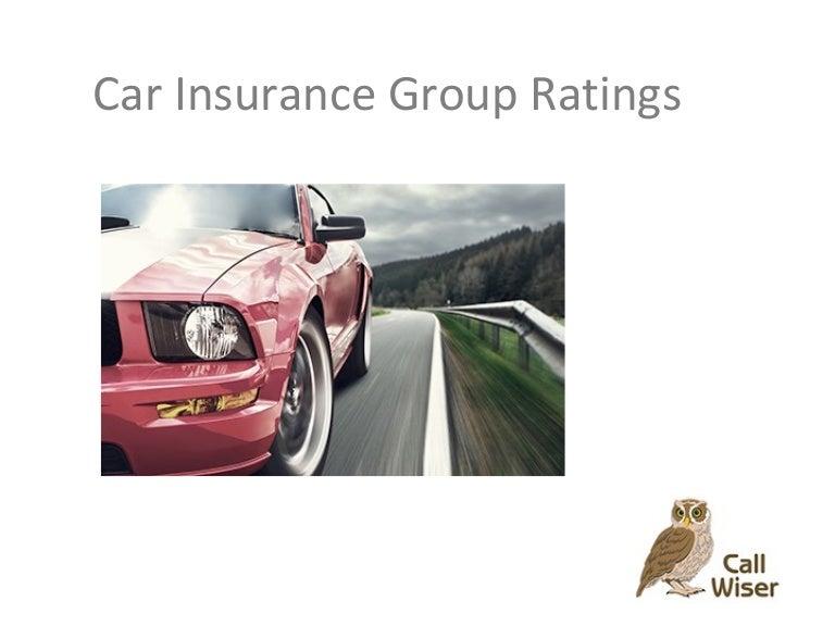 Be Wiser Car Insurance >> Group Ratings For Car Insurance Call Wiser