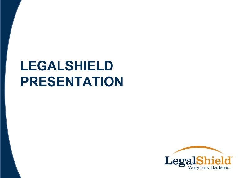 Presentación de legalshield youtube.
