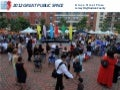 2012 Great Public Space - Grove Street Plaza (Jersey City, Hudson County)