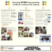 Growing STEM Programming in a Library System  Kits, and Family Events